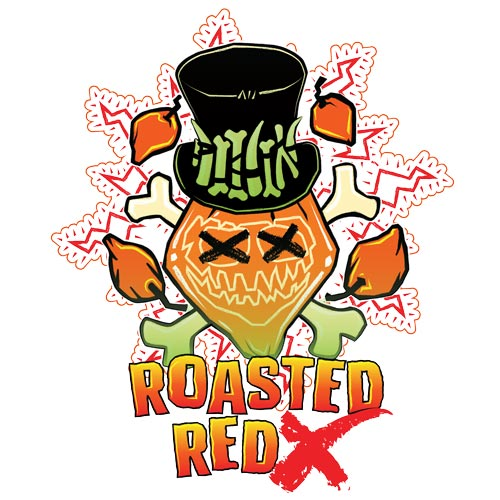 Kootenay Bayou Hot Sauce - Roasted Red X